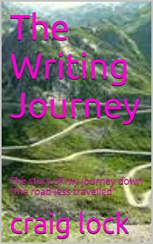 craig's writing journey
